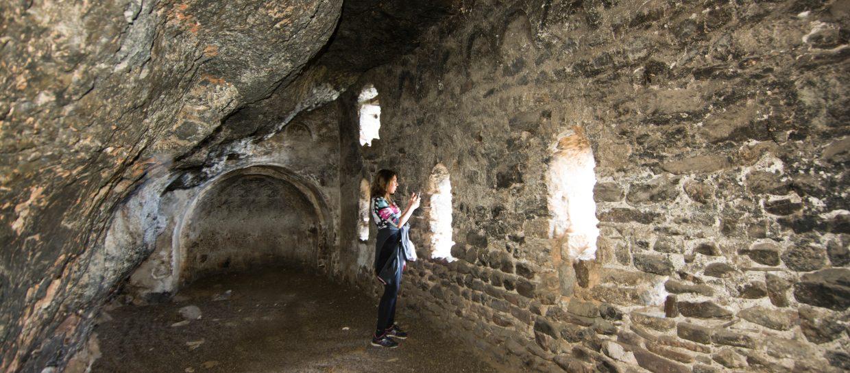 cave espluga cuberes boumort pyrenees