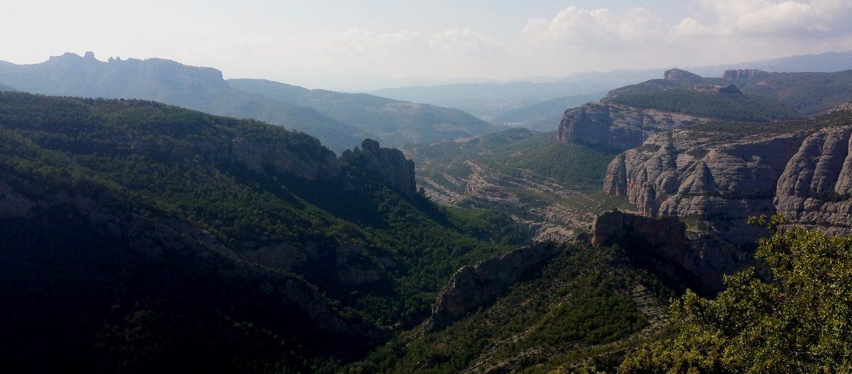 landscapes Boumort wildlife reserve pyrenees